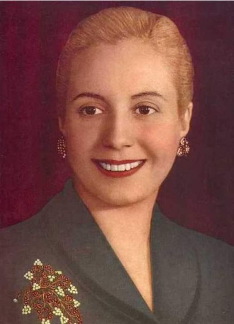 Evita Perón foi uma das maiores líderes femininas de sucesso