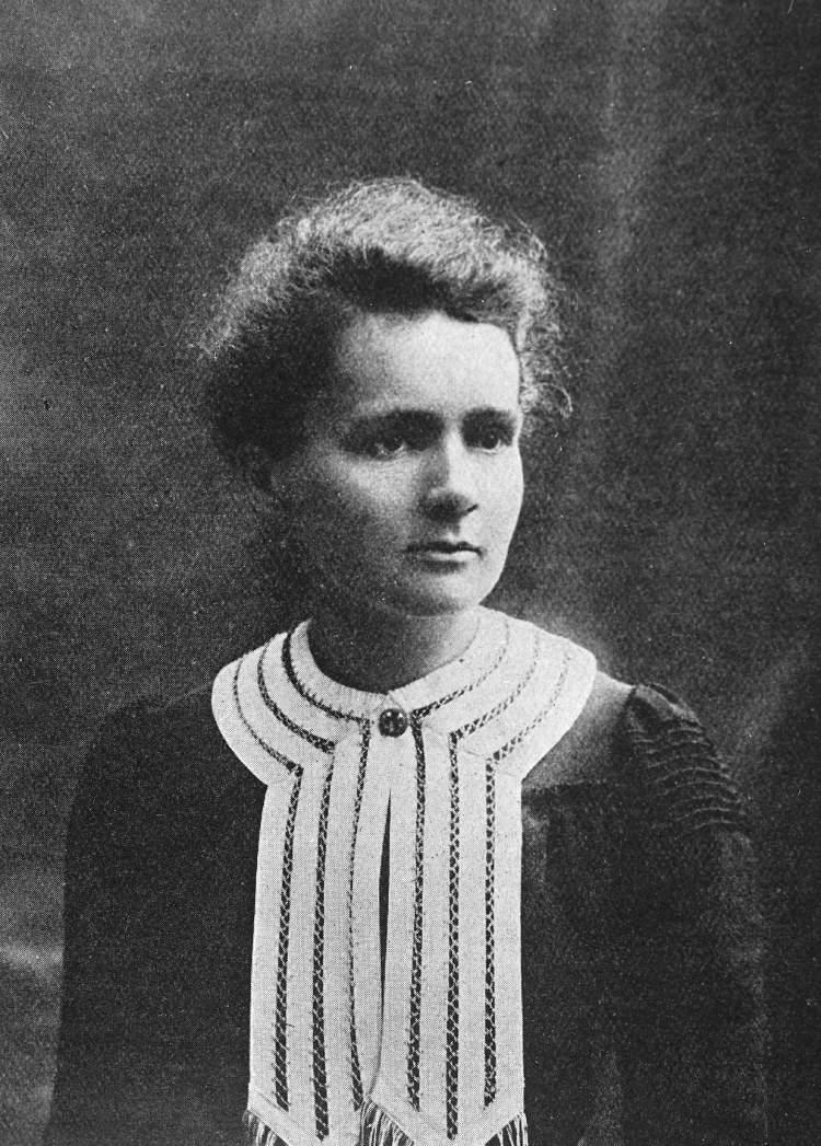 Marie Curie foi uma das maiores líderes femininas de sucesso