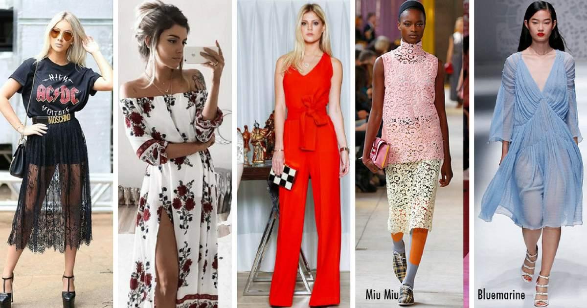 7e0d03163a 9 Tendências da Moda Primavera Verão 2019 - Site de Beleza e Moda