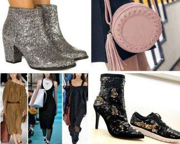 Tendências de bolsas e sapatos para o inverno 2018