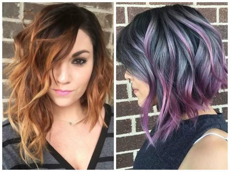 Corte de cabelo assimétrico é uma tendência do inverno 2018