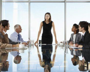 Mulher na liderança