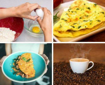 Receitas simples para o café da manhã low carb