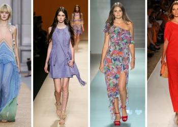 Tendências da moda primavera verão 2019