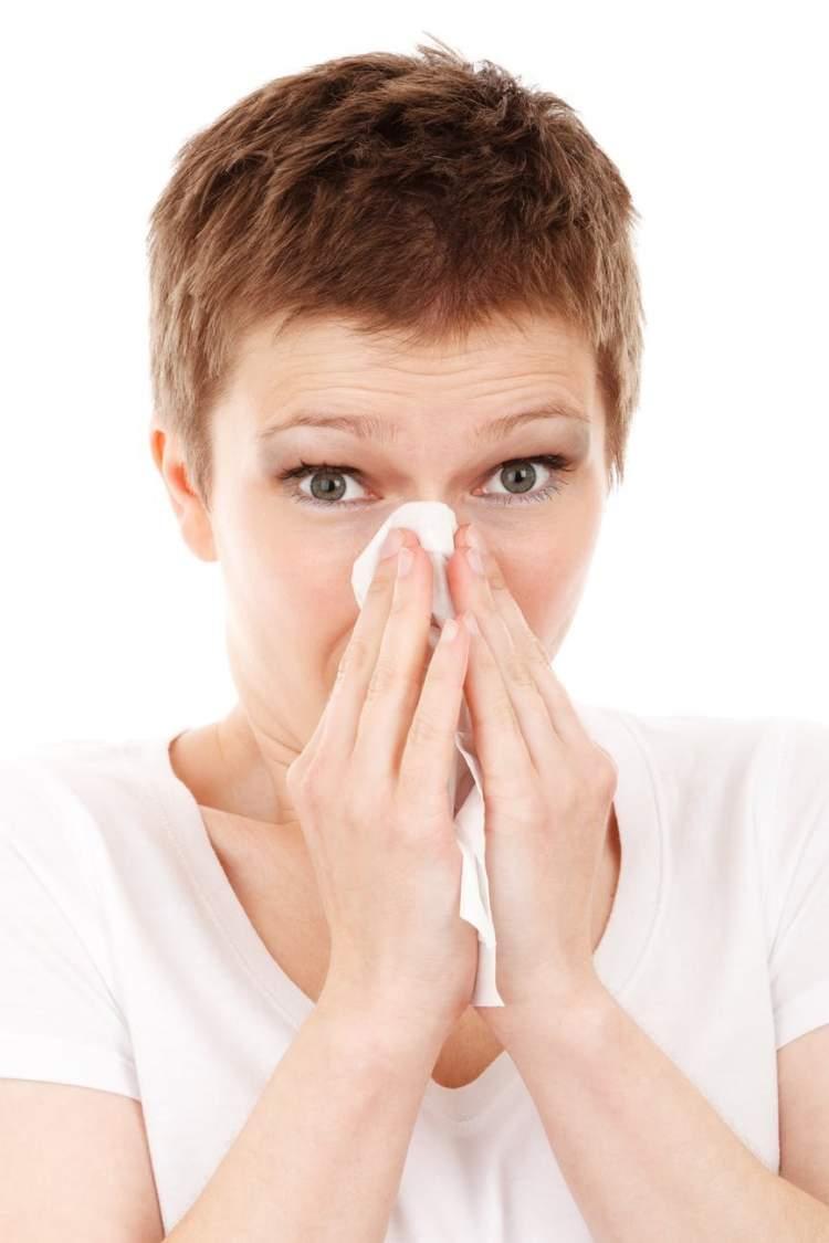 A rinite e seus sintomas