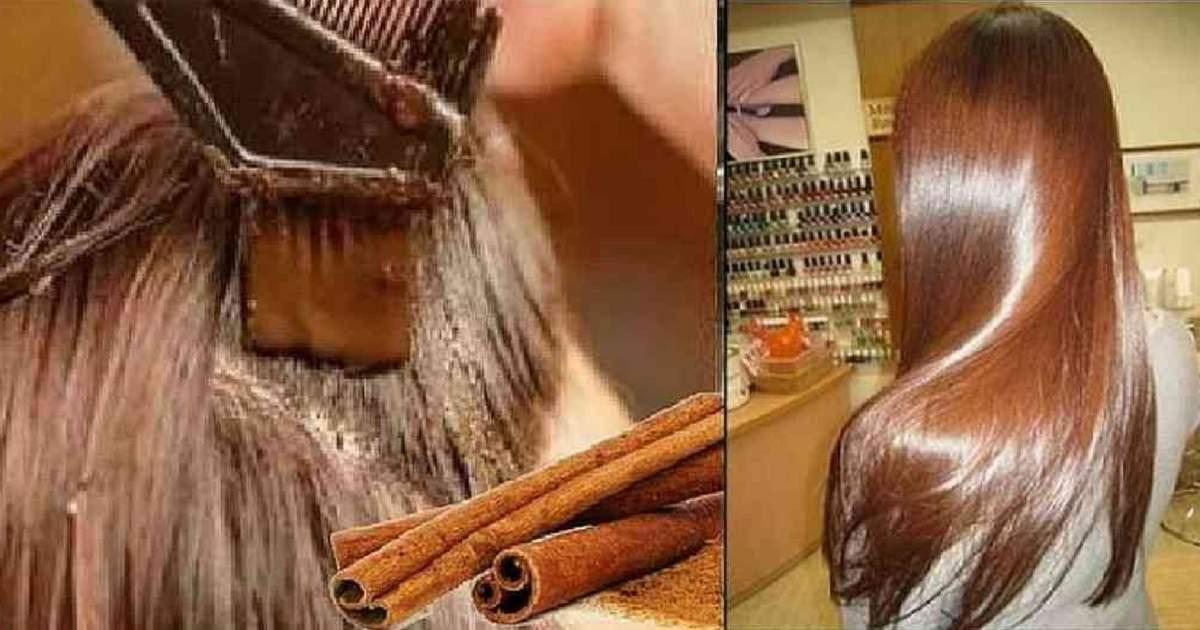 Máscara capilar de canela: receita poderosa para fazer seu cabelo crescer e brilhar como nunca