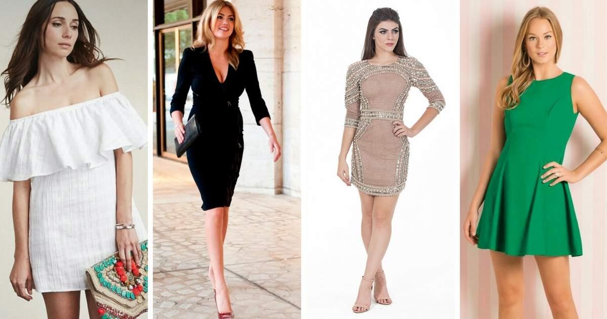 29d97ad72 Vestido ideal para cada tipo de físico - Site de Beleza e Moda
