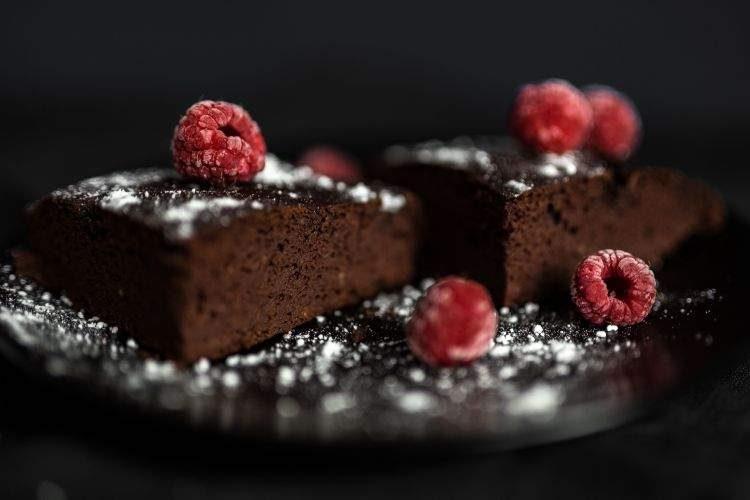bolo fit para comer sem culpa