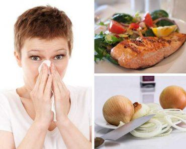saiba o que comer e o que evitar para ficar livre da rinite