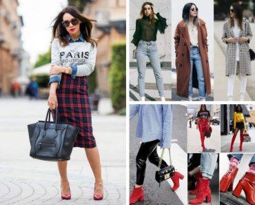Peças da moda inverno 2018