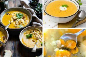 Melhores receitas de sopa low carb