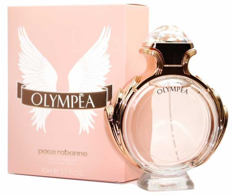 Olympéa Paco Rabanne Eau de Parfum é um dos melhores perfumes sensuais para mulheres calientes