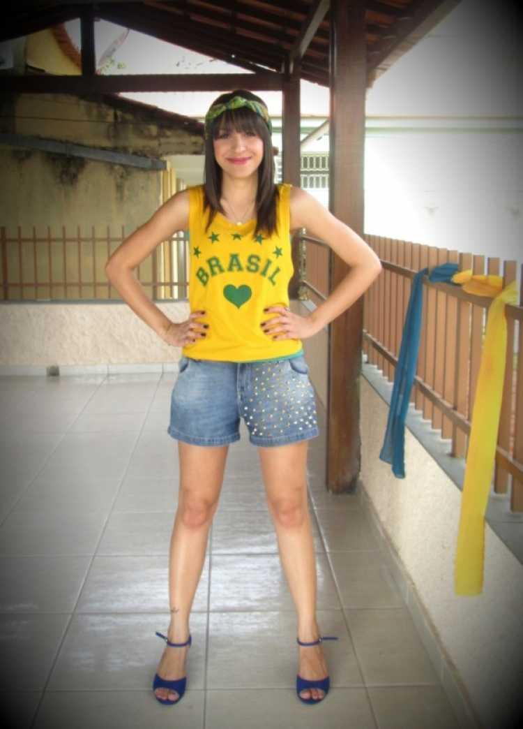 Como se vestir para torcer pela seleção brasileira na copa