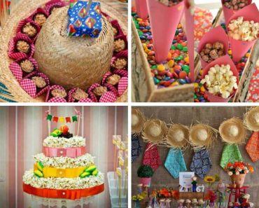 Dicas de decoração para festa junina