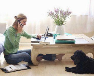 Dicas para trabalhar em casa