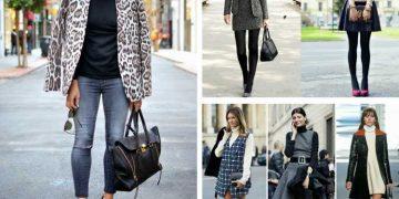 ideias de looks para trabalhar no inverno