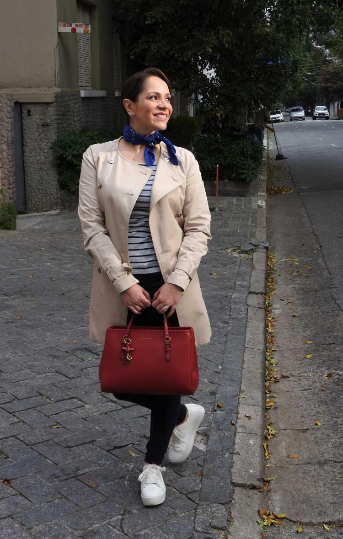 Look da atriz Priscilla Olyva