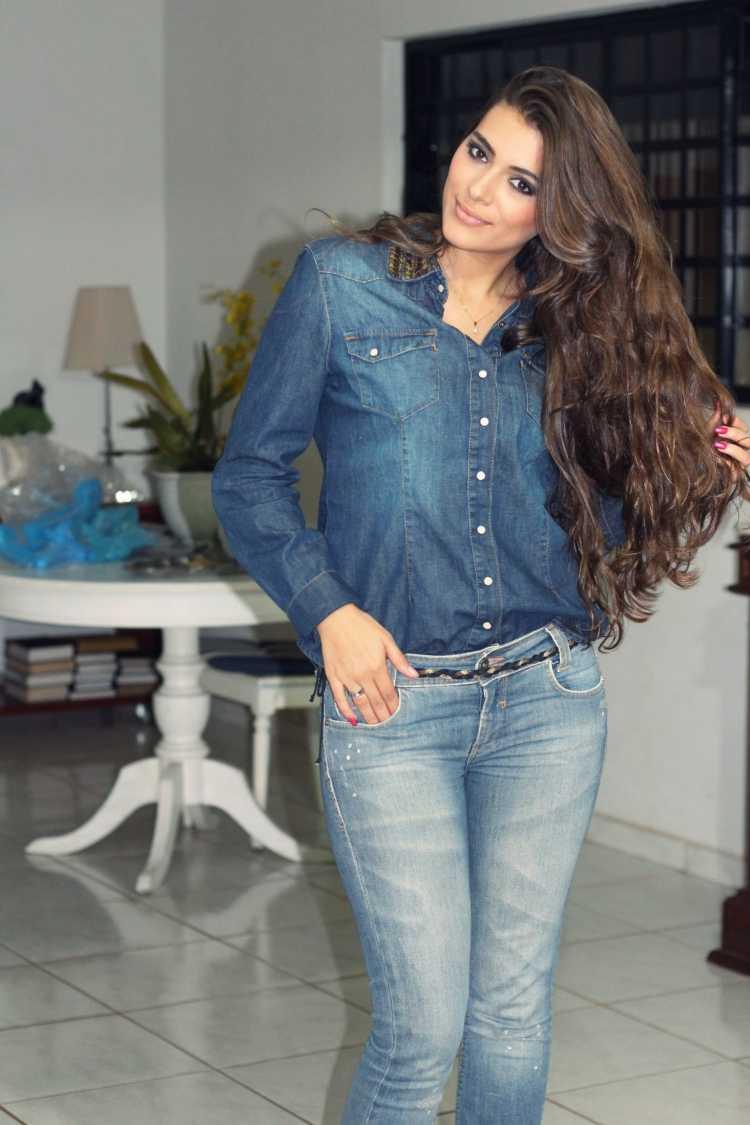 Look jeans para vaquejada