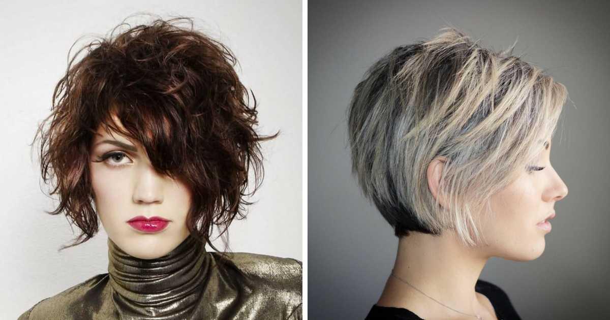 cortes de cabelo curto 2019