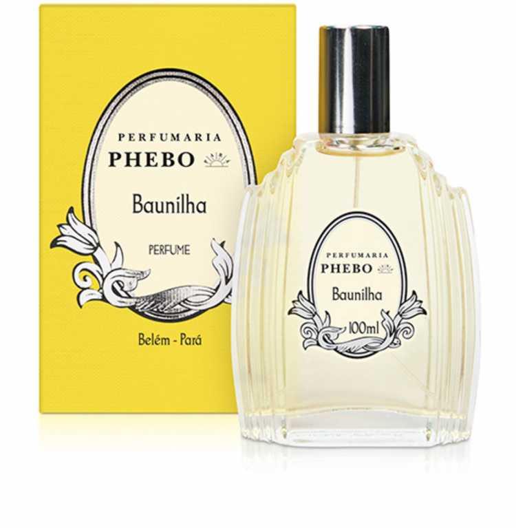 Baunilha, da Phebo, é um dos melhores perfumes femininos nacionais