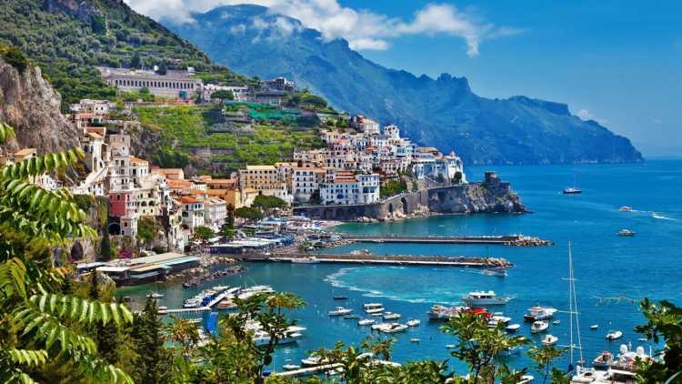 Costa Amalfitana – Um dos melhores destinos na Itália para Lua de Mel