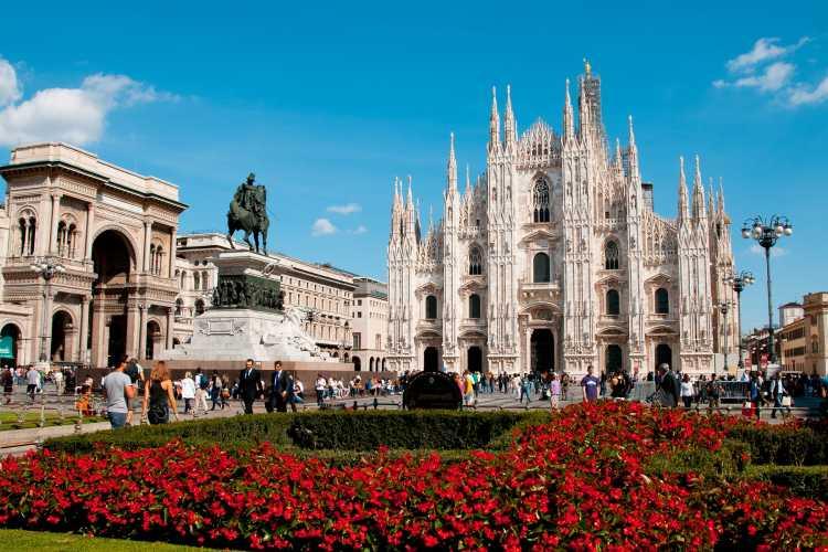Milão – Um dos melhores destinos na Itália para Lua de Mel