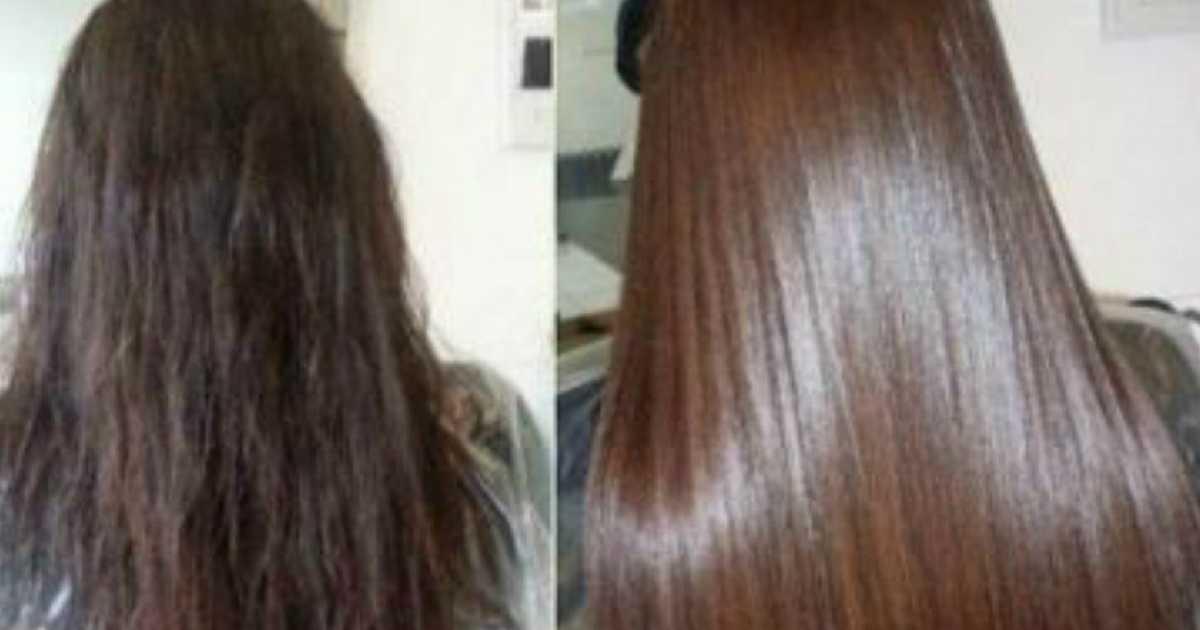 Receita caseira de hidratação para recuperar o cabelo quebrado pela chapinha