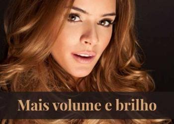 Receita caseira de babosa para dar volume ao cabelo