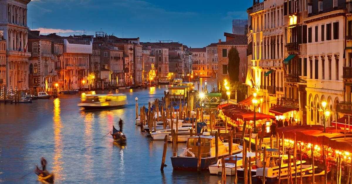 Veneza – Um dos melhores destinos na Itália para Lua de Mel