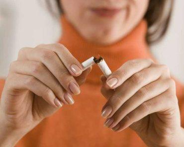 Como abandonar o cigarro