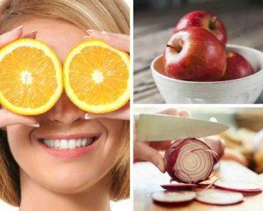 alimentos essenciais para a saúde dos olhos