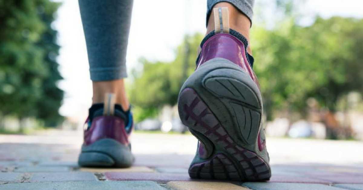coisas que podem acontecer com seu corpo se você caminhar todos os dias