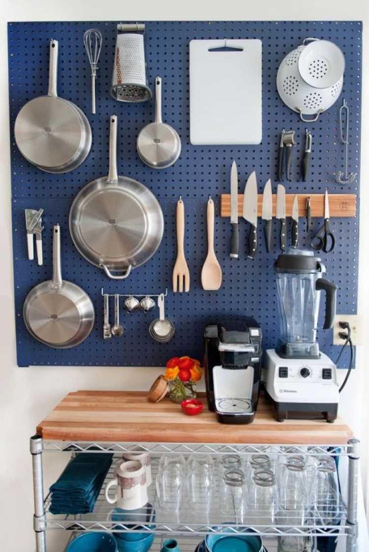 Como fazer a decoração de uma cozinha pequena