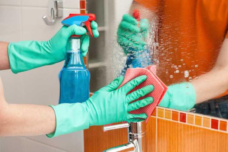 Como limpar o banheiro e deixa-lo impecável
