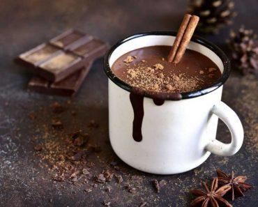 Como preparar um chocolate quente