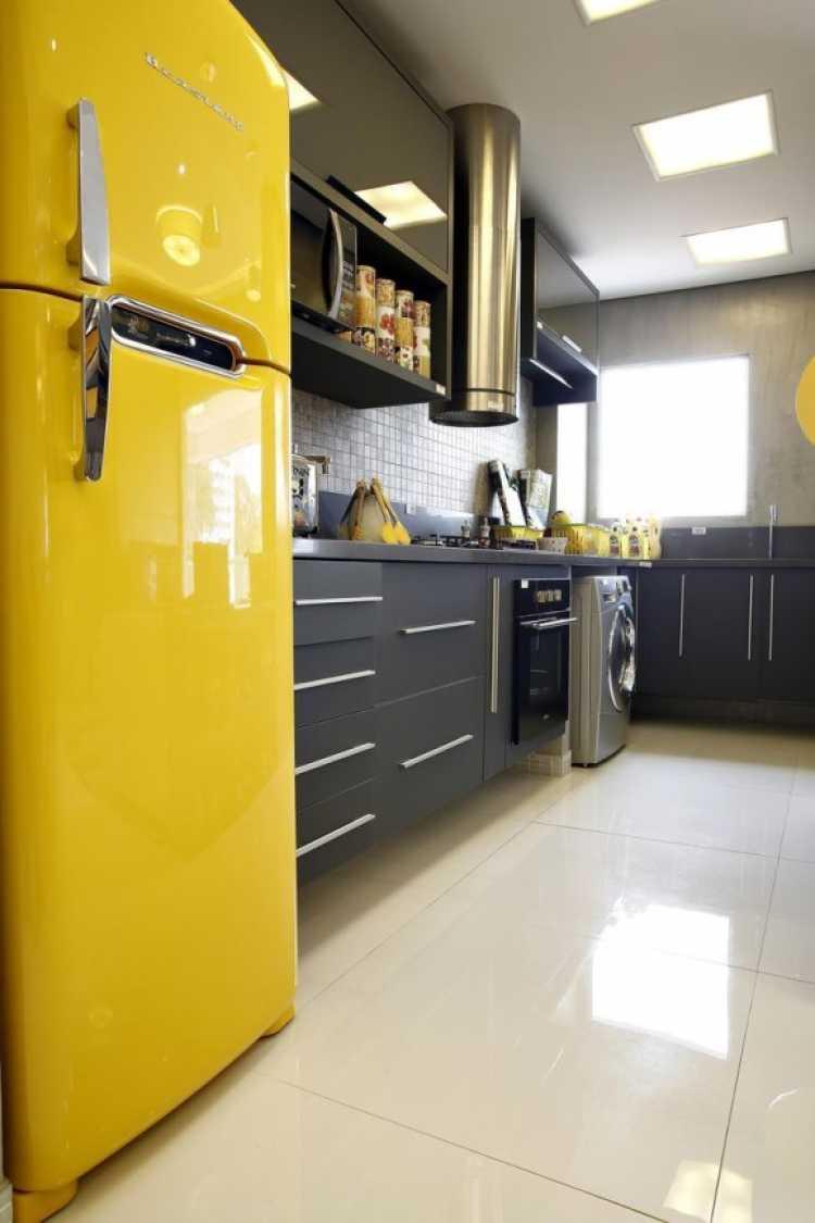 Dicas de iluminação para uma cozinha pequena