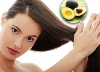 Hidratação com abacate para o cabelo