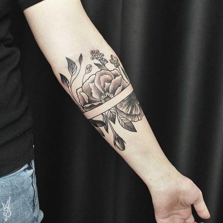 ideia de tatuagem para o braço