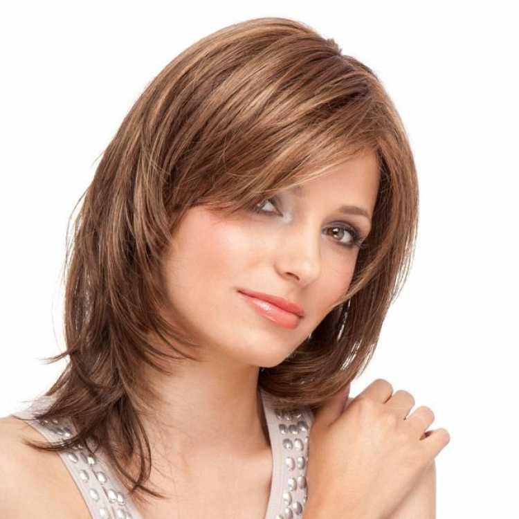 Inspiração para o corte de cabelo repicado
