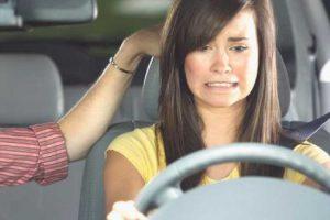Como perder o medo de dirigir 1