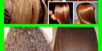 Como ter o cabelo liso sem qualquer química
