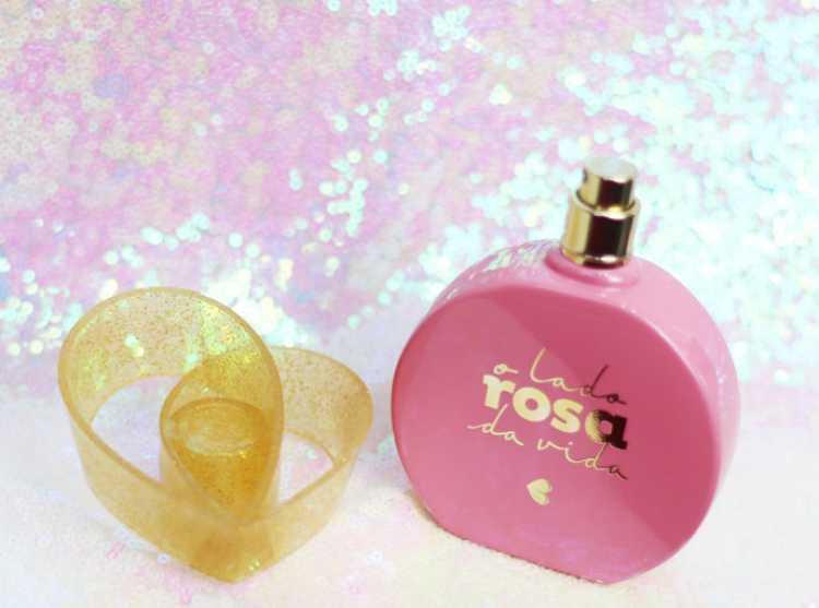 O lado rosa da vida (Quem disse, Berenice?) é um dos perfumes femininos brasileiros para se orgulhar