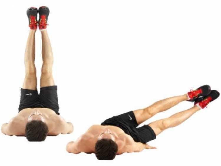 Giro inverso do tronco é um dos exercícios para acabar de vez com a dor nas costas em 9 minutos