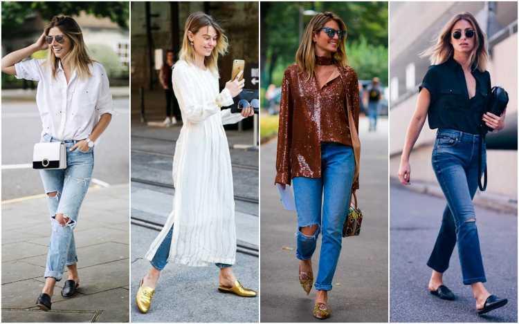 Um item indispensável da moda verão 2019 é a flat