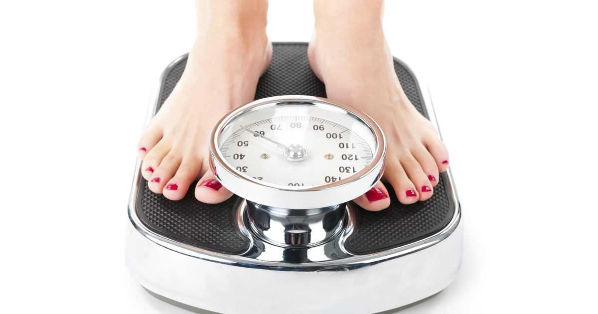 armas para alcançar o peso ideal