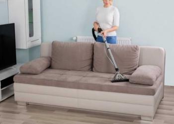 macetes para limpar o sofá feito um profissional