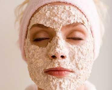 Máscara caseira para tratar manchas faciais