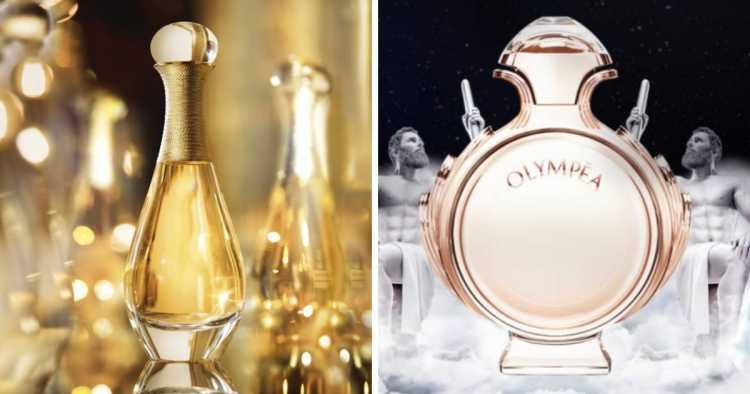 Tem Na Web - Os 4 perfumes femininos campeões de elogios