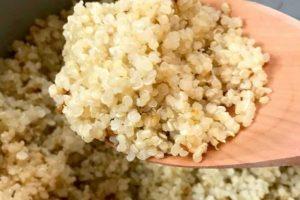 Quinoa é um dos superalimentos para colocar no cardápio