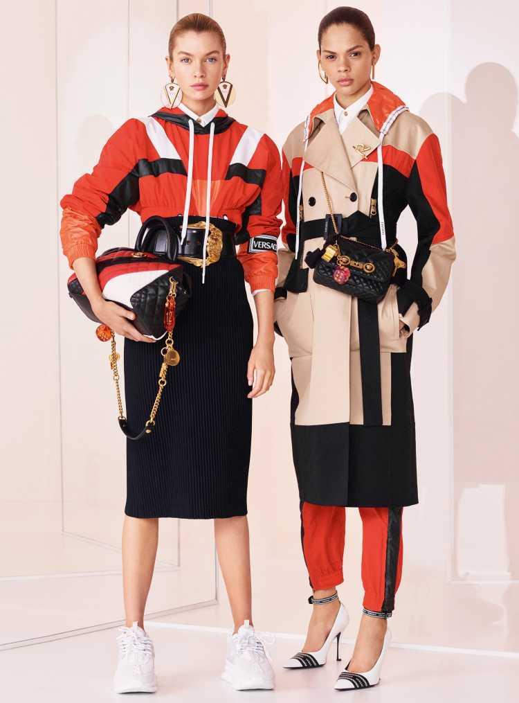 Cintos statement é uma aposta da moda para o inverno 2019